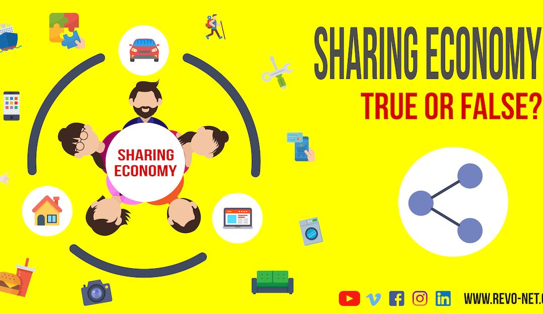 Sharing economy Revo-net