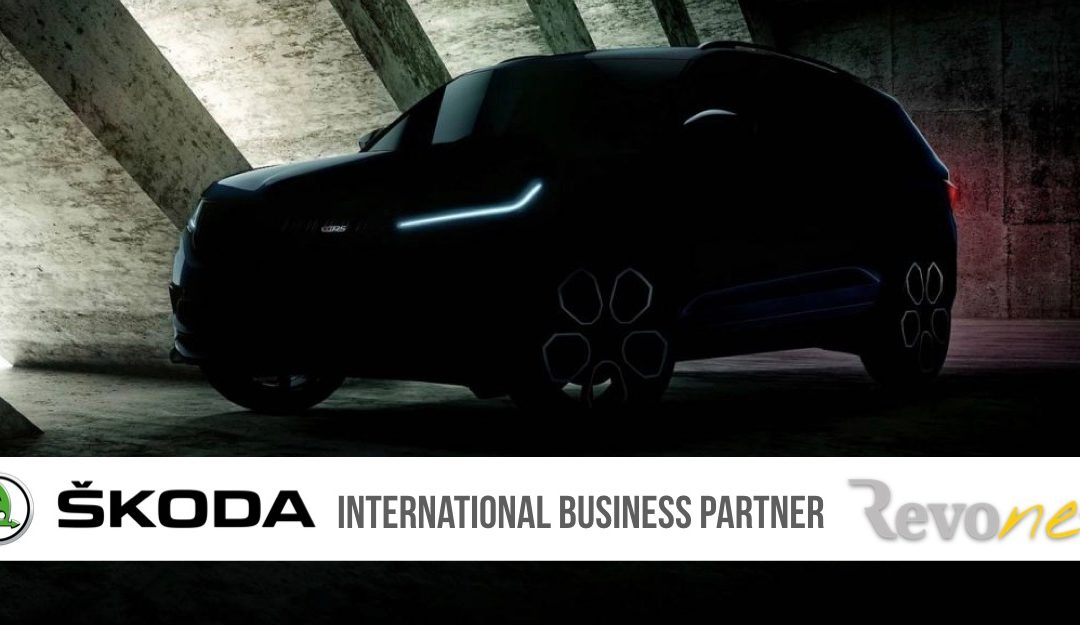 Skoda Auto e Revonet Holding SE siglano un accordo di international business partnership.