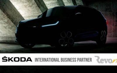 Automobilka Škoda Auto a Revonet Holding SE podepsali mezinárodní obchodní partnerství.