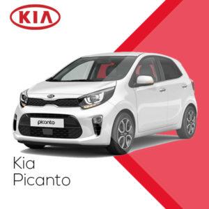 Kia Picanto noleggio senza prova di reddito