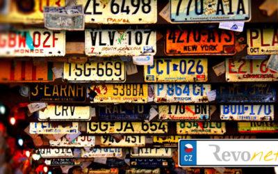 Pronájem aut se zahraniční poznávací značkou je možný díky Revonetu