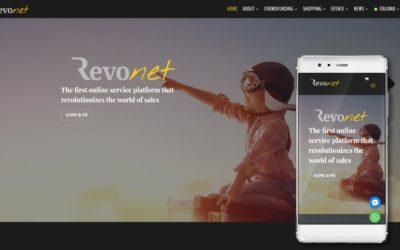 Revonet for you, il nuovo supporto online per utenti, partner e collaboratori
