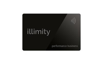 illimitato business card Performance