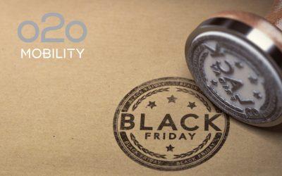 Výhodné nabídky Black Friday v obchodě o2o crowd.