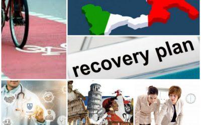 Ci siamo…sembra sia pronta la nuova bozza del Recovery Plan, il Piano Nazionale di Ripresa e Resilienza per il nostro Paese.