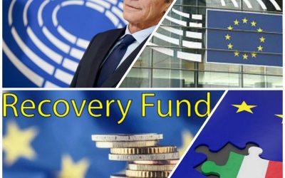 Recovery Fund, il Parlamento Europeo ne definisce e sancisce le regole.
