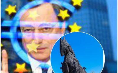 """Inform-Azione, l'economia e la finanza raccontate con un linguaggio semplice. Mario Draghi e il """"Cavallo di Troia"""" della nuova Patrimoniale."""
