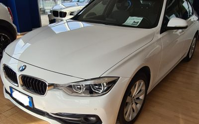 BMW SERIE 318 XDRIVE LUXURY STUPENDA!!UNICO PROPRIETARIO!!!AFFARE!!!!ANNO 2016!!KM 117734!!!EURO 17.990!!!