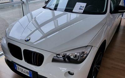 STUPENDA BMW X1 118 D XLINE!!ANNO 2013-KM 121813,DIESEL-CAMBIO MANUALE-EURO:11300!!!