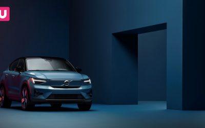 Nuova Volvo C40 Recharge