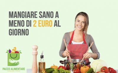 Mangiare sano a meno di 2€ al giorno.