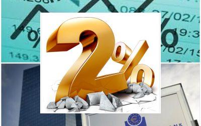 Banca Centrale Europea, perché proprio il 2% di Target Inflazione? I 3 perché.